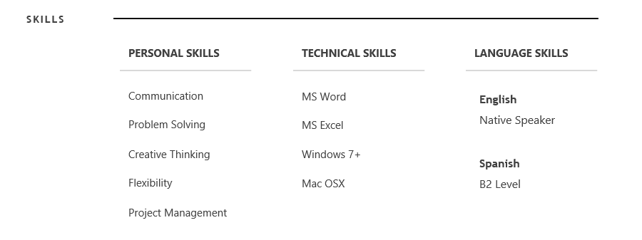 Top Soft Skills to Put on Your Resume